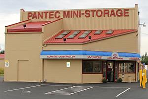Pantect Mini Storage Facility