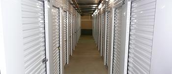 storage facility interior